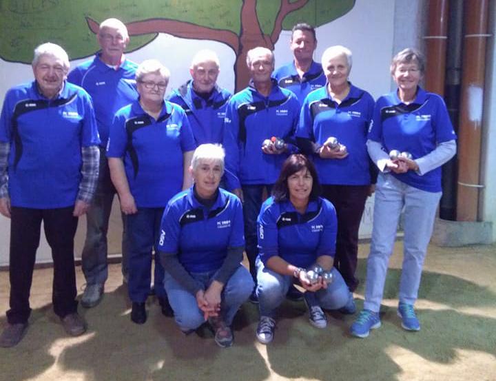 PFV-ploeg Senioren B seizoen 2017-2018