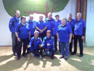 PFV-ploeg Senioren A 2017-2018